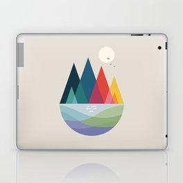 Somewhere Laptop & iPad Skin