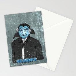 Grandpa Munster Stationery Cards