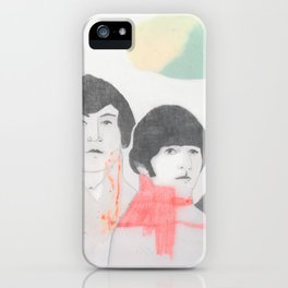 Strawberry fields forever! iPhone Case