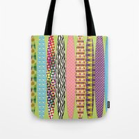 surfing Tote Bags featuring Surfing? by DesignsByMarly