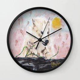 Polar Bear (day excursion) Wall Clock
