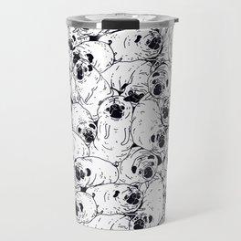 Pugs Travel Mug