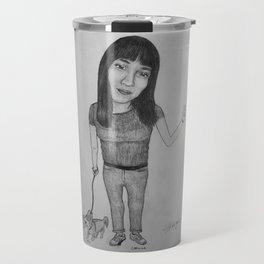 Chlo+0 Travel Mug