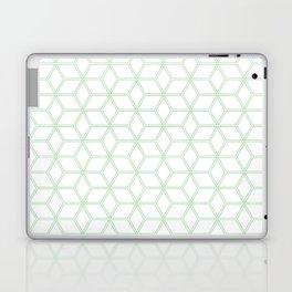 Hive Mind Mint Green #216 Laptop & iPad Skin
