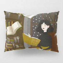 floating books Pillow Sham