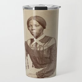 Harriet Tubman Vintage Photograph Travel Mug