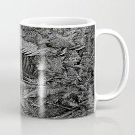 Icy Feathers Coffee Mug