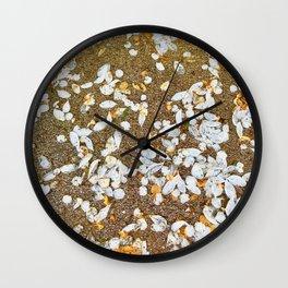 Fallen Love Wall Clock