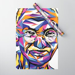 Legend of the fall – Ghandi Wrapping Paper