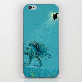 Kite Manta iPhone Skin