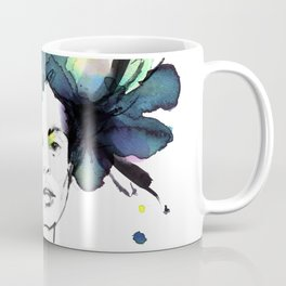 bloomy February Coffee Mug