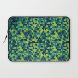 Piddle Pattern Laptop Sleeve