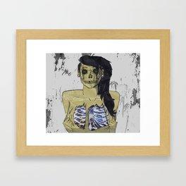 Inner Void Framed Art Print