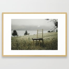 Rimpianti II Framed Art Print