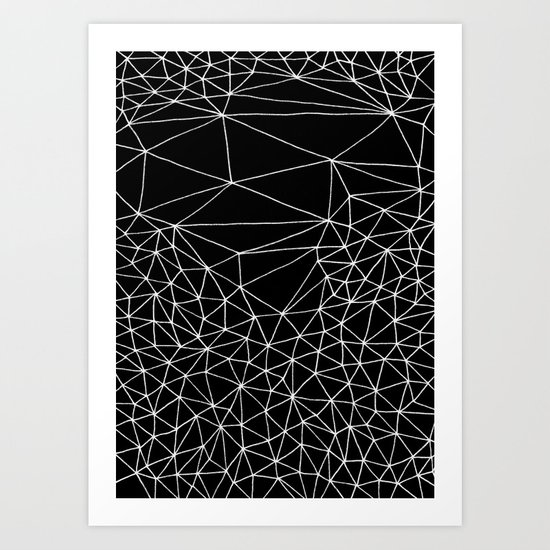 Stretched Art Print
