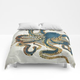 Underwater Dream VI Comforters
