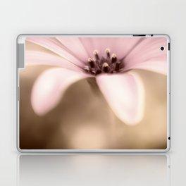 Pure Sweetness a single daisy Laptop & iPad Skin