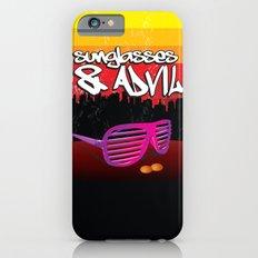 Sunglasses and Advil Slim Case iPhone 6s
