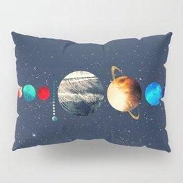 Solar System vol 2 Pillow Sham