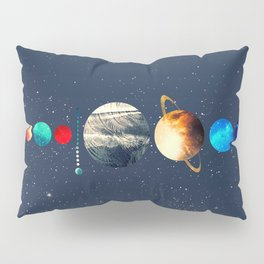 Solar System vol 2 Pillow Sham