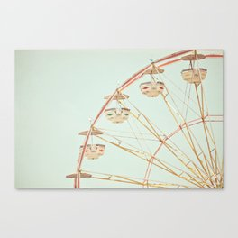 Fun Ride Canvas Print