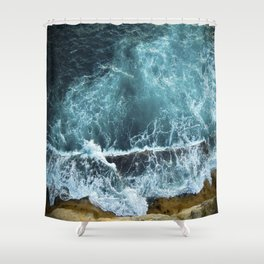Amalfi coast, Italy 6 Shower Curtain