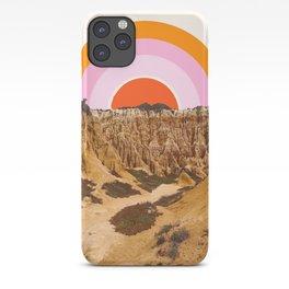 Alentejo Rainbow iPhone Case