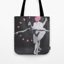 arrogant ballerina Tote Bag