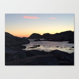 Lindesnes Canvas Print