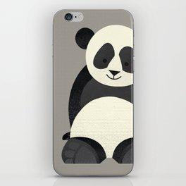 Whimsy Giant Panda iPhone Skin