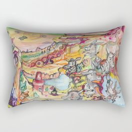 Grand Cranyon Rectangular Pillow