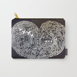 Ancient figures Carry-All Pouch