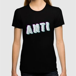 Anti - Typography T-shirt