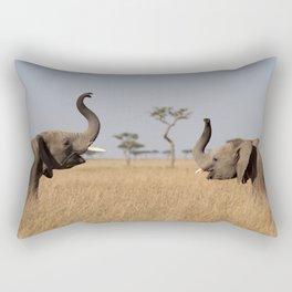 Hellophant Rectangular Pillow