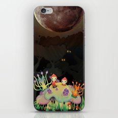 Mini Shrooms iPhone & iPod Skin