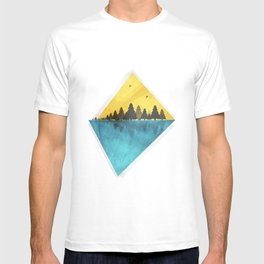 I want to live in the forest T-shirt