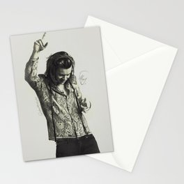 Harry Styles #1 Stationery Cards