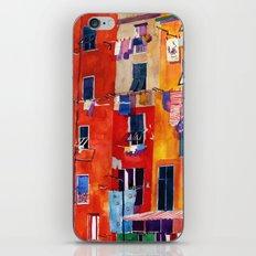 Portovenere iPhone & iPod Skin