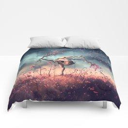 VIRGO from the Dancing Zodiac Comforters