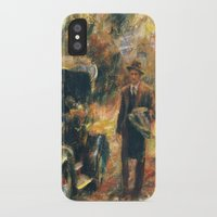 the godfather iPhone & iPod Cases featuring The Godfather. Part Two by Miquel Cazanya