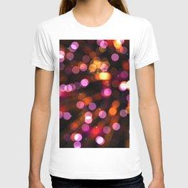 Fireworks Pink (Color) T-shirt