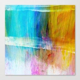 Wooosh Canvas Print