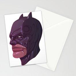 grumpy bats Stationery Cards