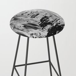 Photographic Abstraction 15 Bar Stool