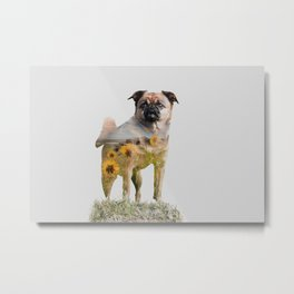 My dog Sookie Metal Print