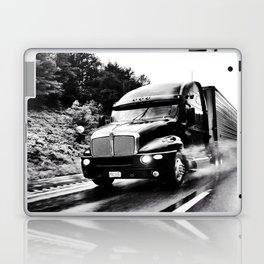 Trucking Laptop & iPad Skin