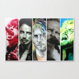 'Rock Montage I' Canvas Print