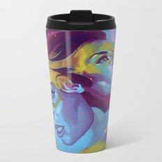 Hannah's beauty  Metal Travel Mug