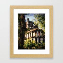 Bannerman's Castle, Hudson River, NY 2004 Framed Art Print