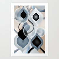 Zync Art Print